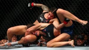 Аманда Нунес защити успешно титлата си и записа рекорд