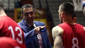 Георги Давидов: Основни единици в нашия отбор не дадоха това, което могат