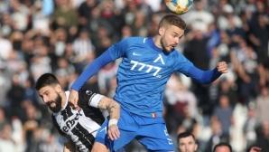 Левски ще зимува втори, легендата Георги Илиев се сбогува с футбола (видео+галерия)