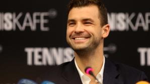Григор чака с нетърпение ATP Cup