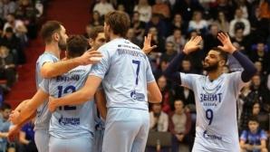 Отличен Цецо Соколов с 16 точки, Зенит с 5-а поредна победа в Русия