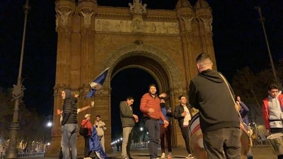 Убийство на фен помрачи празненствата за титлата на Насионал в Уругвай