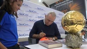 Христо Стоичков: Мачовете за Евро 2020 са най-важните, футболистите да поемат отговорност
