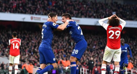 Съдията и вратарят позволиха на Челси да развали домакинския дебют на Артета в Арсенал (видео)