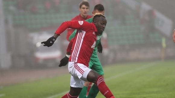 Ал Ахли следи нападател на ЦСКА-София