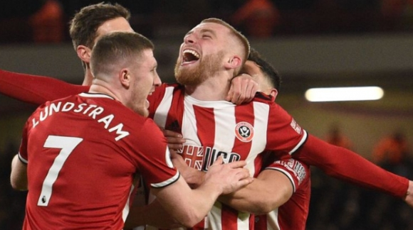 Шефилд Юнайтед се върна към победите и излезе пети