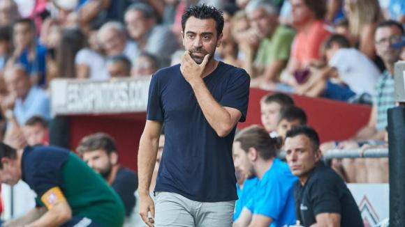 И Чави призна за разговори с Барселона