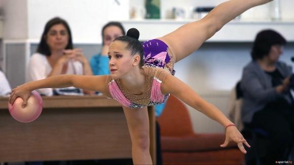 Татяна Воложанина спечели днешното контролно на националния отбор