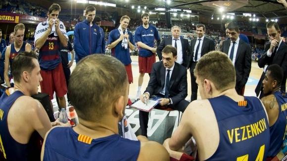 Везенков има нов треньор в Олимпиакос