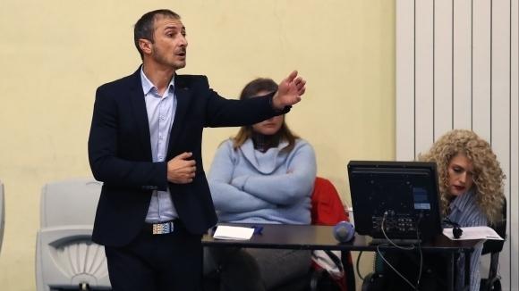 Асен Николов: Доволен съм от показания характер