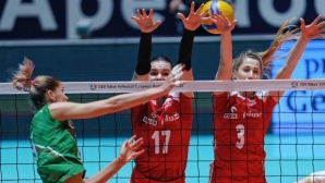 Фалстарт на България на олимпийската квалификация срещу Полша (видео + галерия)