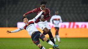 Дузпи определиха първия четвъртфиналист за Купата на Италия
