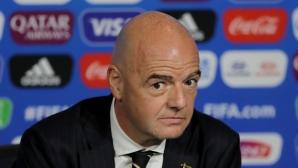 Президентът на ФИФА бе избран за член на МОК