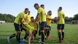 Френски тим привлече халф от Миньор (Раднево)