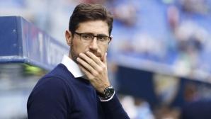 Малага уволни треньора с пикантното видео