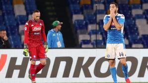 Гатузо защити Оспина след грешката срещу Лацио