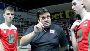 Мартин Стоев: Няма да ставам селекционер на мъжкия национален отбор (видео)