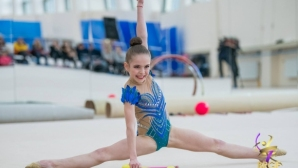 Стилияна Николова спечели днешното контролно при девойките
