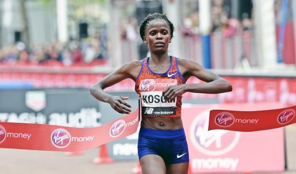 Световната рекордьорка ще бяга на маратона на Лондон