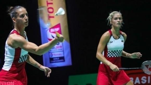 Сестри Стоеви откриват сезона на турнира от Световните Суперсерии 500 в Джакарта