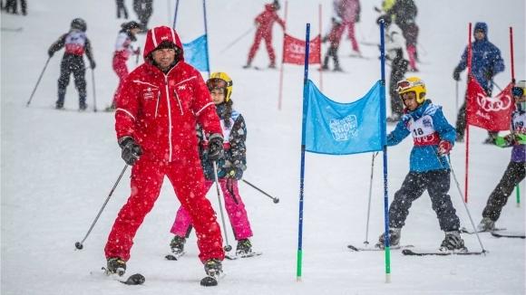 Боровец отбелязва Световния ден на снега с детски карти на цена от 1 лев