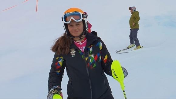 Юлия Златкова е 21-а в слалома от олимпиадата в Лозана