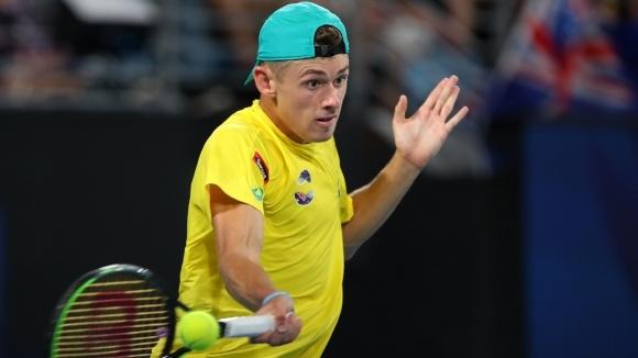 Алекс Де Минор отказа участие на Откритото първенство на Австралия