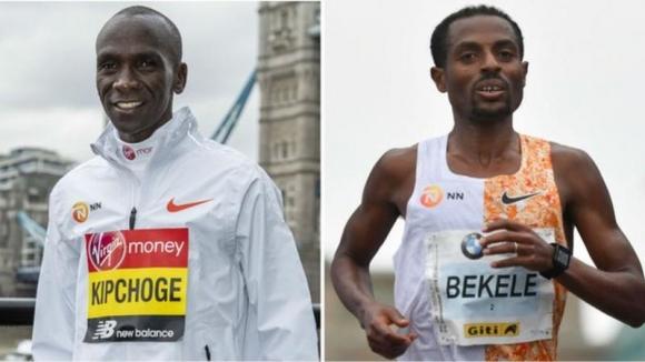 Сблъсък на титаните на маратона в Лондон - Кипчоге срещу Бекеле
