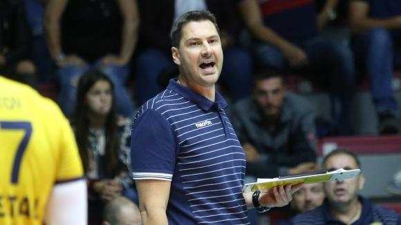 Атанас Петров: Играхме толкова, колкото бе необходимо