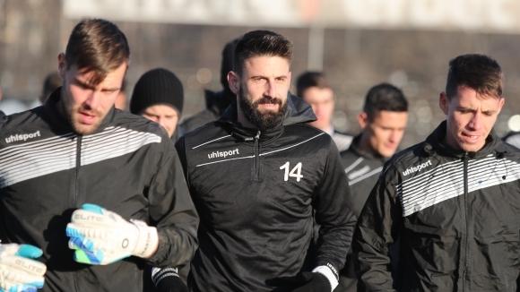 Локомотив (Пловдив) играе контролата си с Гигант в събота
