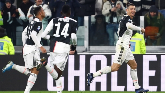 Ювентус 1:0 Парма, рикошет зарадва Роналдо и домакините