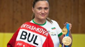Мария Оряшкова мечтае за олимпийска титла в борбата