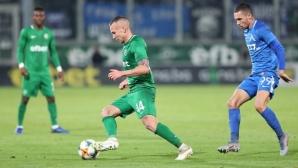 Предупредиха играч на Лудогорец, че рискува кариерата си в националния тим