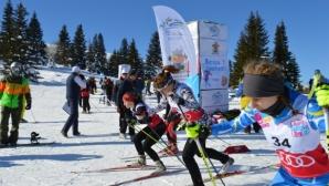 Символична цена на лифта за децата в Световния ден на снега в събота