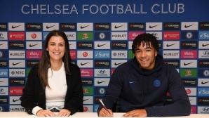 Джеймс подписа нов договор с Челси, който ще му донесе над 20 милиона