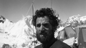 Внезапно ни напусна големият алпинист Димитър Бърдарев