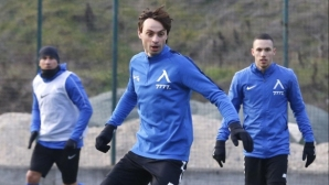 Две тренировки за Левски днес
