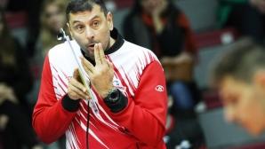 Николай Желязков: Доволен съм, представихме се добре на всички елементи