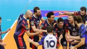 Виктор Йосифов и Монца започнаха годината със загуба в Италия (видео + снимки)