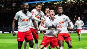 Грозна провокация надъха РБ (Лайпциг) за нова победа