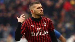 """Милан 0:0 Удинезе, Ибра се завърна сред титулярите на """"Сан Сиро"""""""