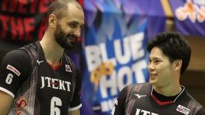 Матей Казийски и ДжейТЕКТ с победа №19 в Япония (видео)
