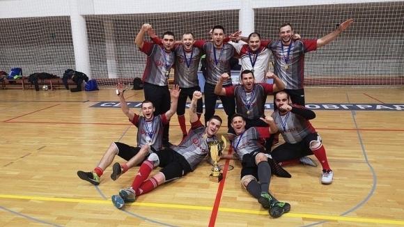 Софийска вода спечели Caribrod Cup 2020