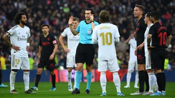 Така, казват, печели Мадрид