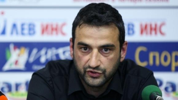 Степан Хиндлиян: Ние сме привърженици на Футболен клуб Левски, а не сме лобисти на лотарията