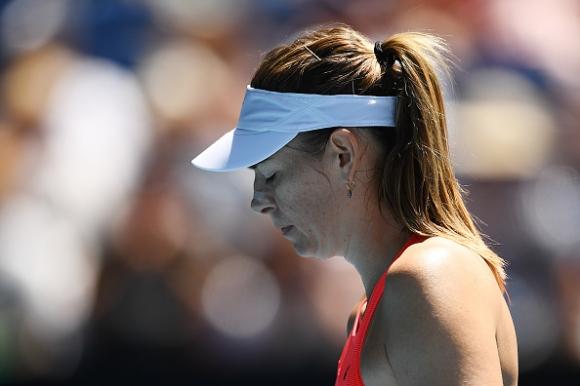 Изигра ли Шарапова последния си мач на Australian Open?