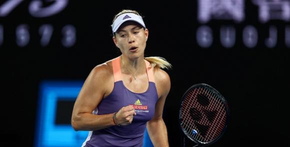 Кербер се разправи с квалификантка, Кузнецова напомни за себе си