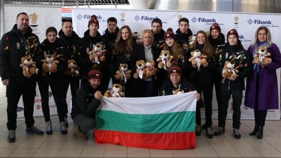 Българите приключиха участието си на Зимните младежки олимпийски игри