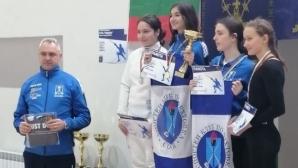 """Станаха ясни победителите на шпага за """"Купа България"""", II кръг"""