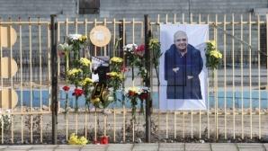 Фенове на Ботев (Пд) на среща с Бойко Борисов заради убийството на Тоско